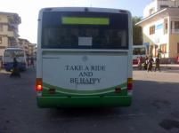 Thimphu bus